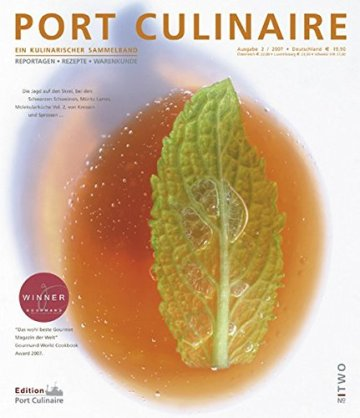 Port Culinaire Two - Band No. 2: Foodszene. Reportagen. Rezepte - 1