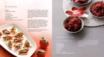 Tapas: Kleine Gerichte der mediterranen Küche - 4