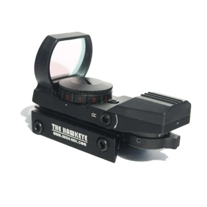 Red/Green Dot Reflex Sight Back