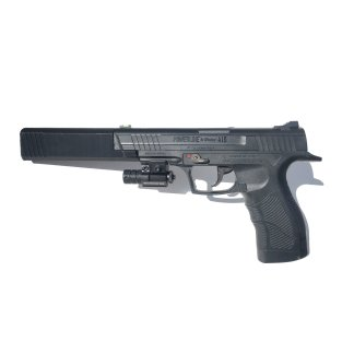 Daisy Powerline 415 with Silencer and Laser Sight