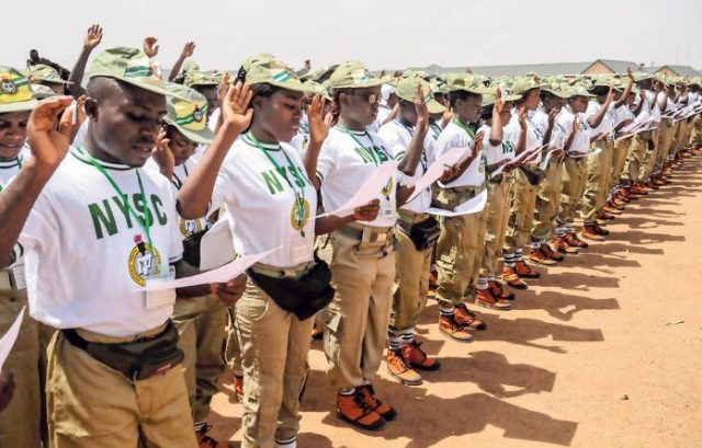 Image result for The National Youth Service Corps (NYSC) authorities have just shutdown orientation camps across the country over corona-virus fears.