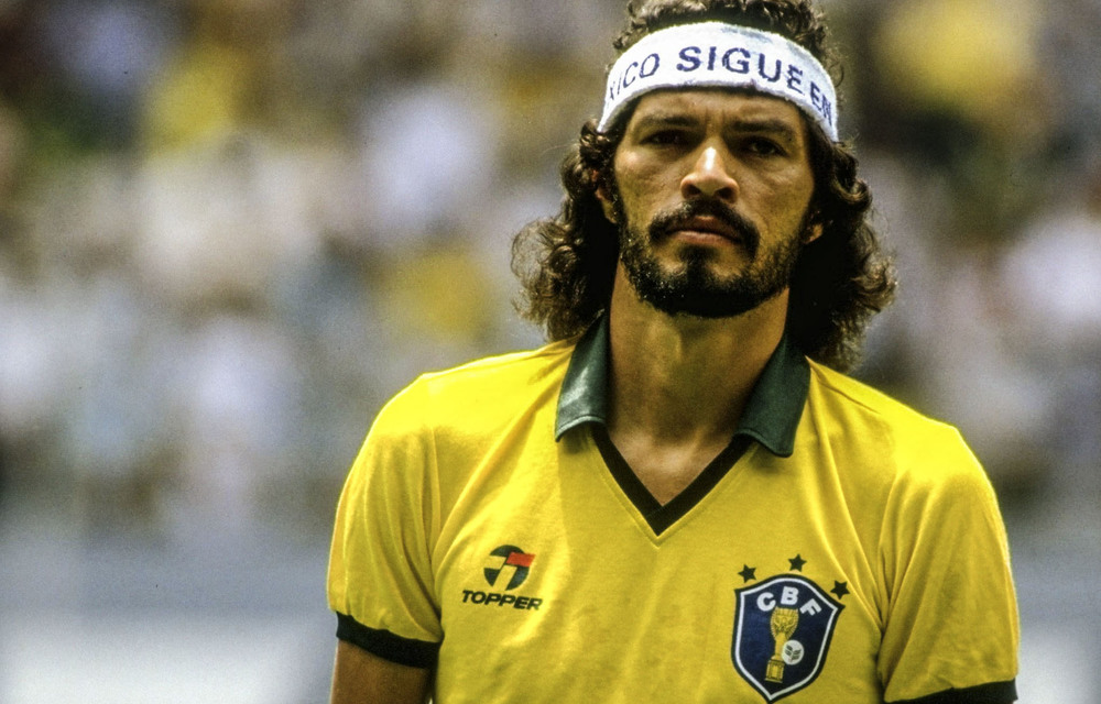 Sócrates, Brazil's footballing philosopher-activist - The Mail & Guardian