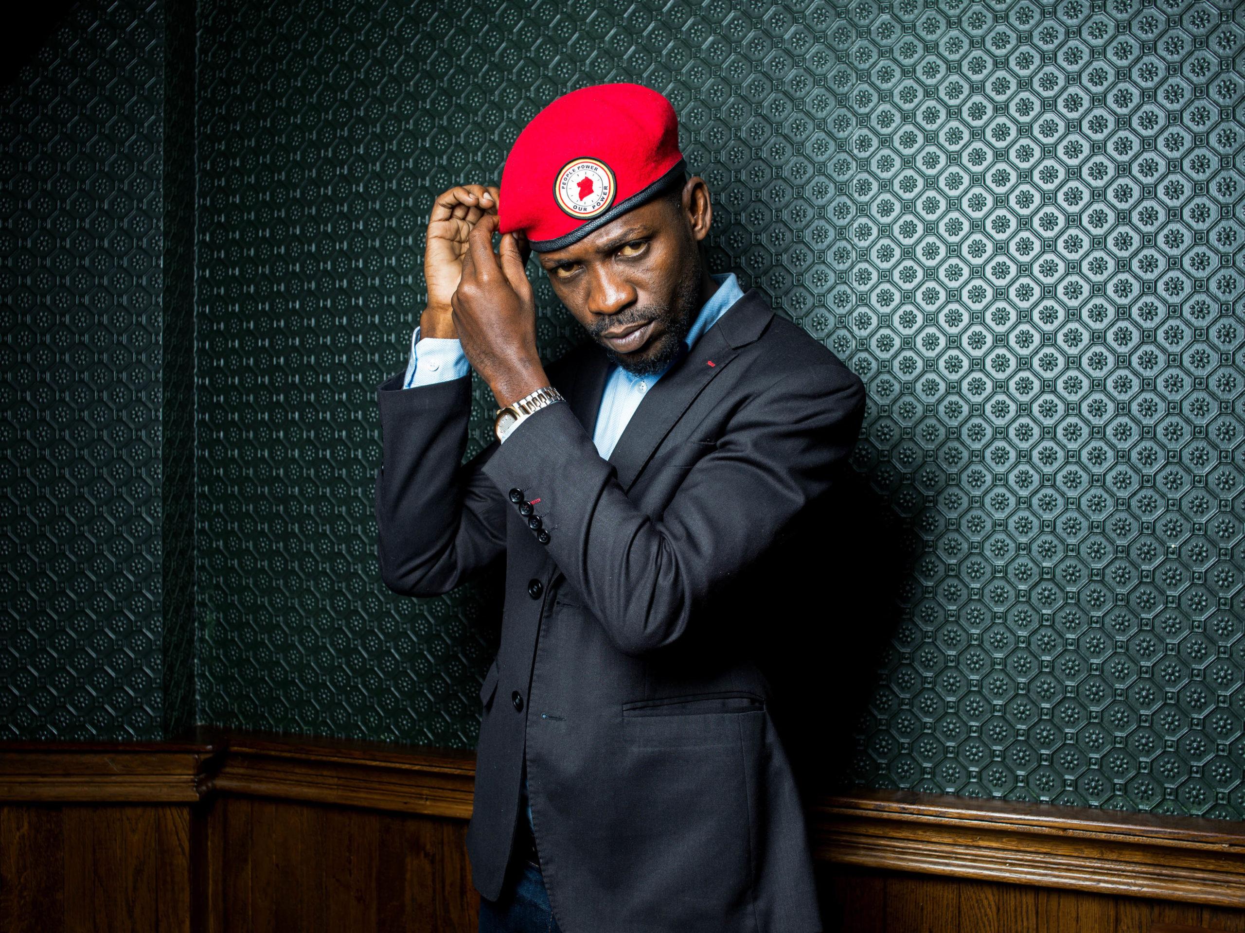 Bobi Wine has been outstanding in Music