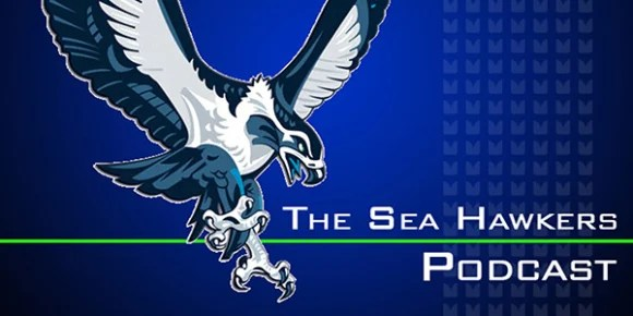 Sea Hawkers Podcast logo