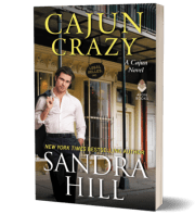 Cajun Crazy cover for giveaway