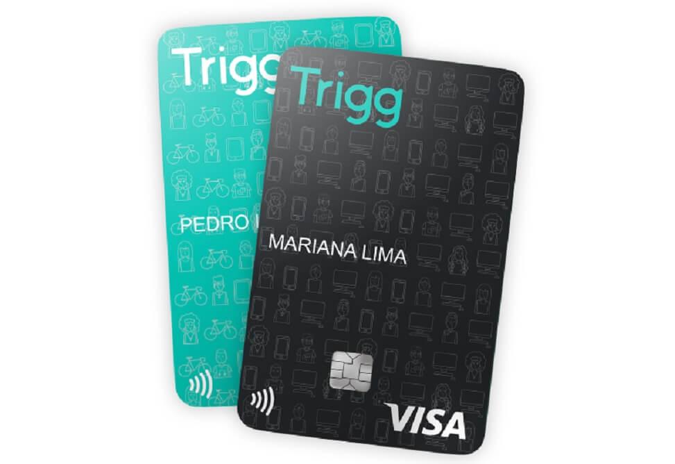 Cartão Trigg
