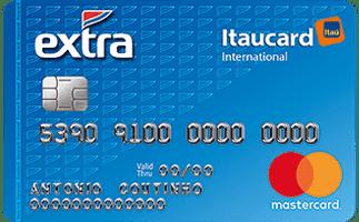 cartão de crédito Extra