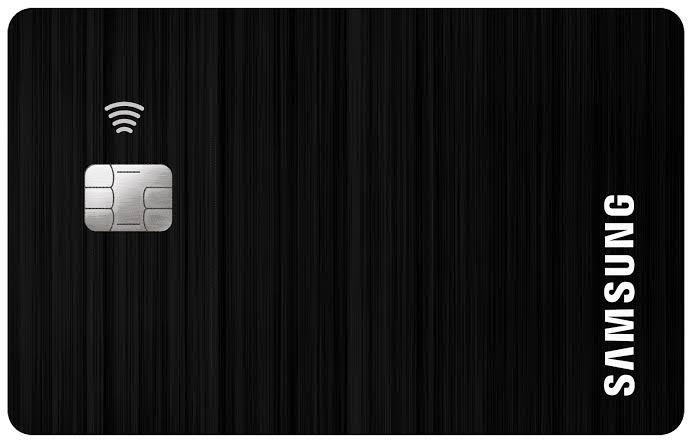 Cartão Samsung