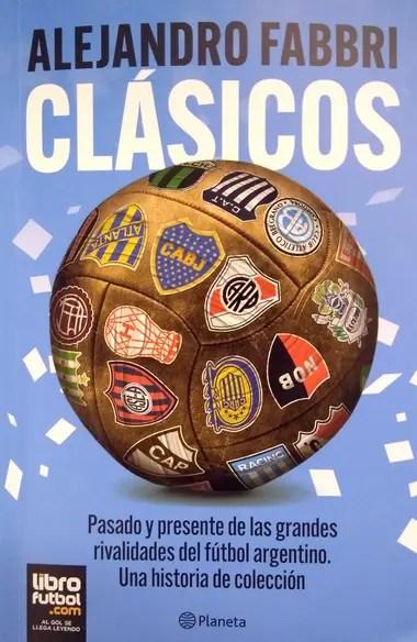 La portada del libro que desarrollo la historia de los clásicos