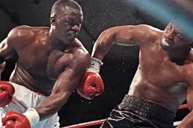 El zurdazo de Douglas conmueve a Tyson, hasta ahí,