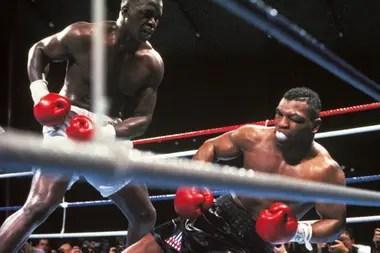 La caída de Tyson en Tokio, algo que nadie imaginaba en ese 1990