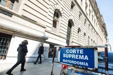 La Corte podría definir este martes el destino de los tres camaristas