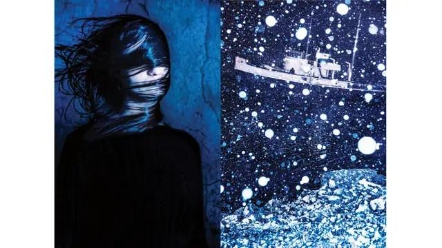 Adrift in Blue es un proyecto de recreación poética sobre el extremo austral de la tierra habitable