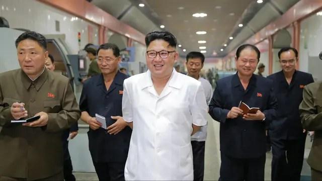 Kim Jong-un, el líder todopoderoso de Corea del Norte