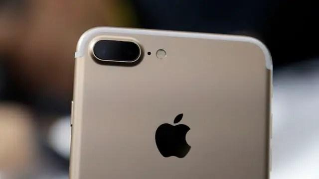 La doble cámara trasera del iPhone 7 Plus y el flash de cuatro LEDs