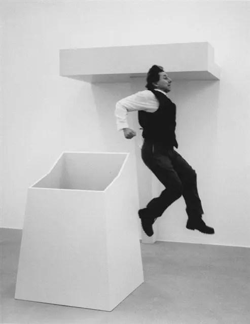 David Lamelas, the Artist with Piel Rosa. Fotografía 1965/1997. David Lamelas