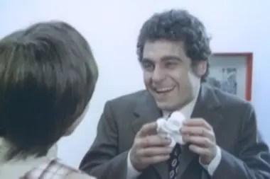 """""""Pasan cosas lindas"""": la serie de doce publicidades protagonizadas por Hugo Arana para el vino Crespi"""