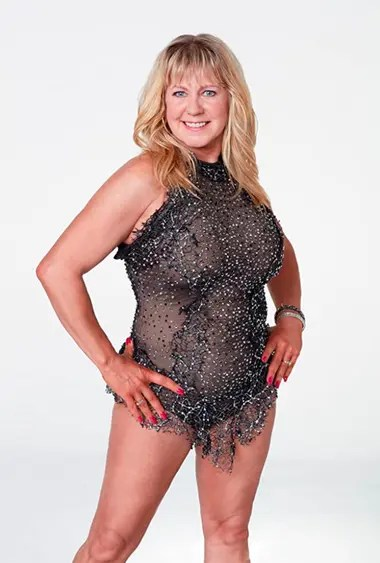 Tonya Harding participated in Dancing with the stars in 2018