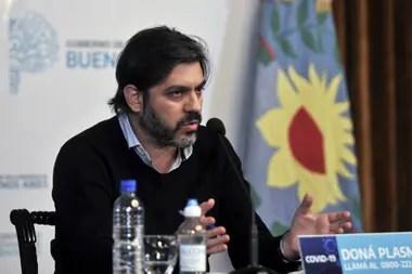 Carlos Bianco, jefe de gabinete bonaerense, defendió a Ishii