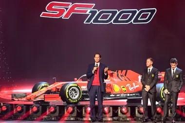 La ST1000 tendrá como pilotos a Sebastian Vettel y Charles Leclerc