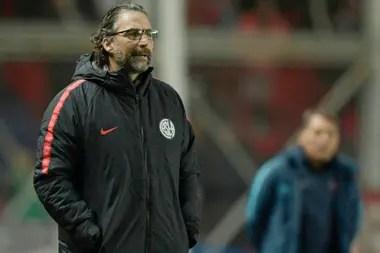 Pizzi, el último argentino que se hizo cargo de la selección trasandina