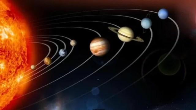 Es verdad que los planetas están alineados. ¿Pero quién dice desde qué punto de vista deben verse?