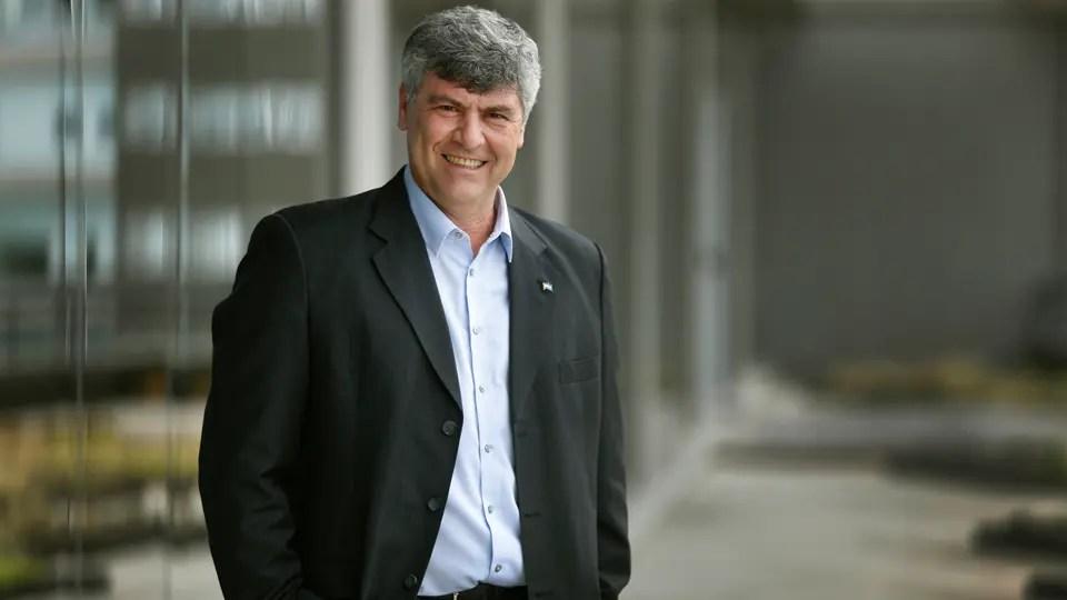 El ministro de Agroindustria, Ricardo Buryaile