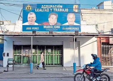 Mario Ishii conduce una maquinaria electoral invicta en José C. Paz