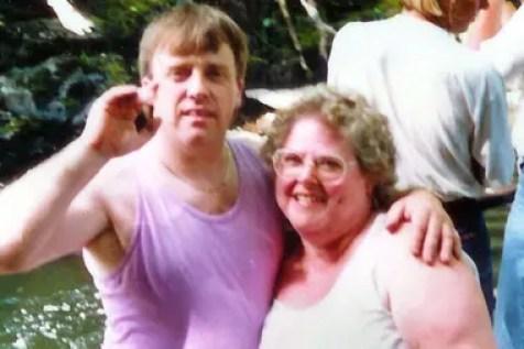 Cuatro años después de que él se separara, comenzó a salir con su exsuegra