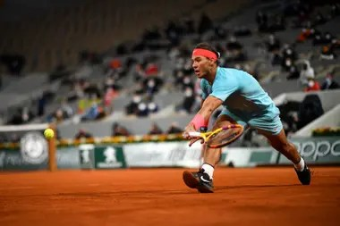 El mejor deportista español de todos los tiempos, en acción