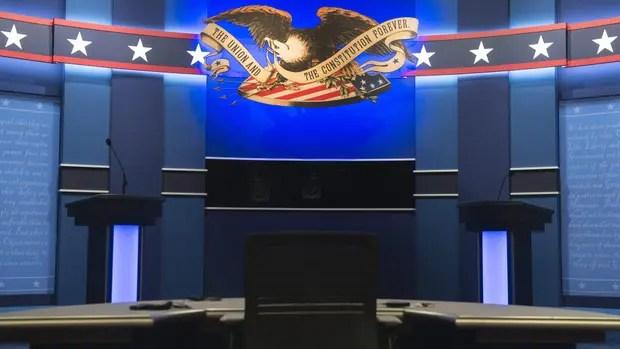Cómo seguir esta noche el último debate entre Hillary y Trump