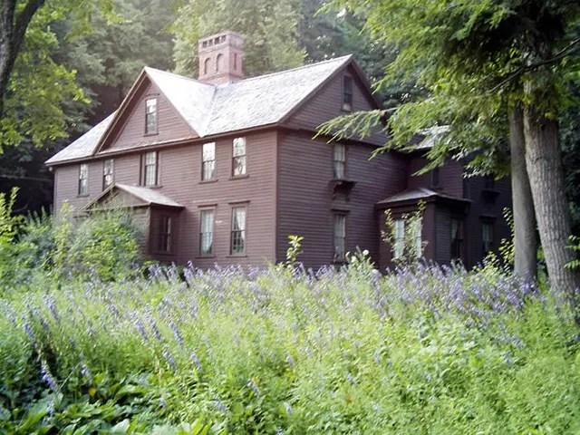 Orchard House, la casa de los Alcott en Concord, Massachussetts