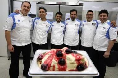 El equipo argentino que viaja al Mundial del Helado