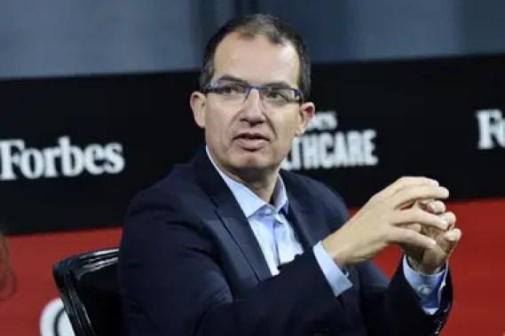 Stéphane Bancel, CEO de Moderna
