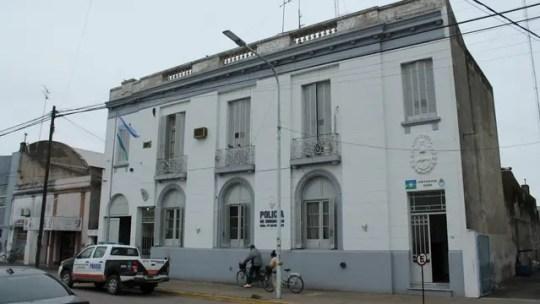 La comisaría de 25 de mayo