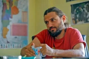 Juan Grabois le acercó una propuesta a Alberto Fernández