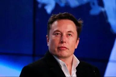 El fundador de SpaceX, Elon Musk