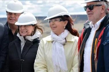 Cristina Kirchner junto a Gerardo Ferreyra, el único empresario que no se arrepintió en la causa de los cuadernos