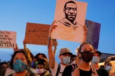 Las protestas tras la muerte de Floyd se han reproducido a lo largo y ancho de EE.UU.