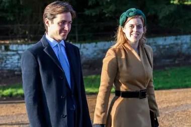 Princess Beatrice and her boyfriend, Edoardo Mapelli Mozzi, had to cancel his wedding for the third time