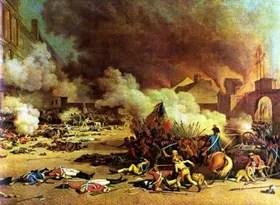 """La Revolución Francesa dio origen a una era de """"terror"""""""