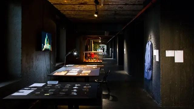 El 220 Cultura Contemporánea, subsuelo de la ex Vieja Usina, un recorrido misterioso e intrigante