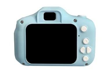 Tu primera cámara. La Click de PCBox permite sacar fotos y filmar. Es muy fácil de usar y su resolución de fotografía es de 3264 x 2448 pixeles, mientras que la de video es de 1920 x 1080. Disponible en rosa y celeste ($2100).