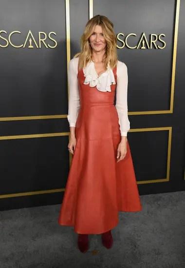 Laura Dern, nominada como Mejor actriz de reparto por Historia de un matrimonio