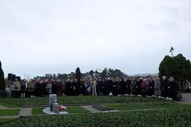 Hace cinco años Lockerbie recordó a las víctimas del atentando 25 años después de la tragedia