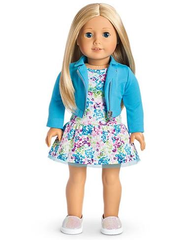 Para Matilda, eligió una de las muñecas más icónicas de Estados Unidos