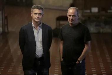 La dupla que dirige al Cervantes, la única sala nacional