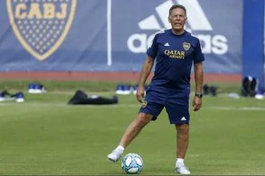 Miguel Ángel Russo plantea una sola variante para la última fecha de la Superliga