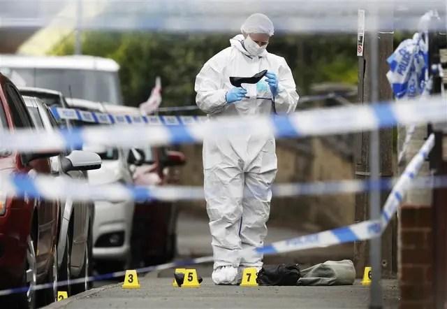 La policía británica investiga las circunstancias del crimen de la legisladora
