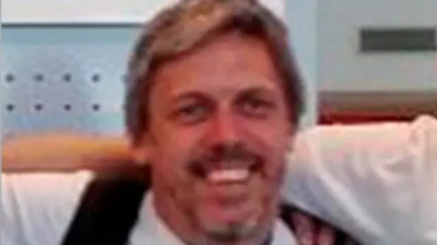Diego Mendoza, otro arquitecto del grupo de viajeros